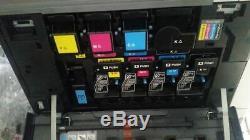 Bizhub C253 Netzwerk-farblaser, Scanner, Fax Oce Cs 173 Mit Livret-finisher