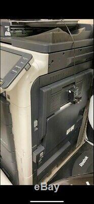 Bizhub C451 Imprimante Couleur / Copieur Avec Toners