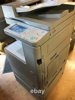 Canon C2225i Réseau Couleur Copieur Imprimante Scanner A4 A3 Zoom M14 Nous Sommes Ouverts
