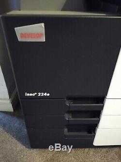 Develop Ineo + 224e (bizhub C224e) Photocopieur Couleur / Imprimante