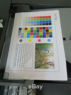 Develop Ineo +287 (bizhub C287) Photocopieur / Photocopieuse Couleur Et Finisseur Agrafes