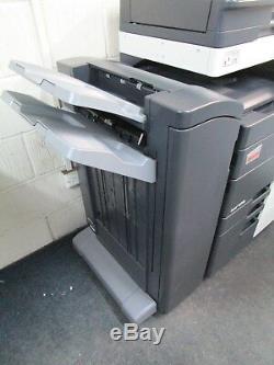 Develop Ineo + 454e (konica Bizhub C454e) Photocopieur Couleur Et Finisseur Agrafes
