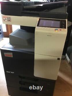 Développer Ineo +227 Network Copier Printer Scanner Colour Konica Minolta Bizhub