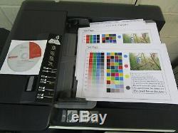 Développer Ineo +308 (bizhub C308) Photocopieur Couleur Et Livret De Finition