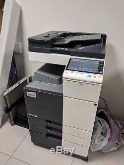 Développer Un Photocopieur Couleur 224e Rebadgé Konica Minolta Bizhub C224e