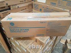 Drum Konica Minolta Drum Iu211c Cyan Bizhub C203, C253 New Boxed B Stock Rg Vat