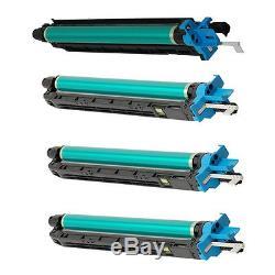 Ensemble D'unité De Batterie Konica Minolta Bizhub A2xn0td Dr-512 A2xn0rd Dr-512k C554 C454