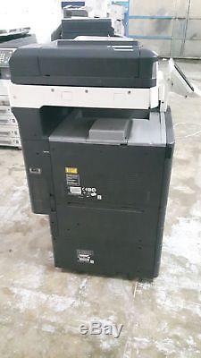 Fotocopiatore Usato Konica Minolta Bizhub C203 Laser A Colori A3 Par Ricambi