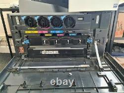 Imprimante Couleur Konica Bizhub C284e, Photocopieur, Scanner