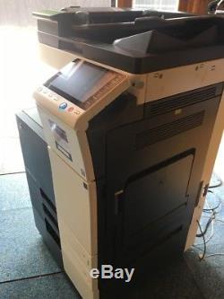 Imprimante De Copie Couleur Réseau Konica Minolta Bizhub C224e Numérisation Mfp Norfolk Suffolk