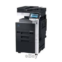 Imprimante De Scanner De Copieur De Laser De Bizhub 223 De Konica Minolta Mfp A3 1 An De Garantie