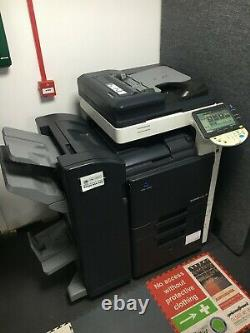 Imprimante Et Scanner Bizhub C200