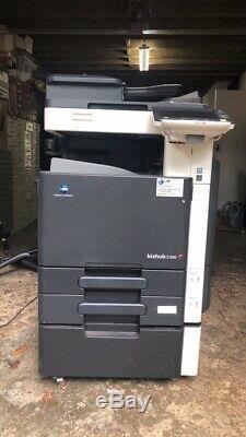 Imprimante Industrielle Bizhub C280, Konica Minolta, D'occasion Mais En Bon État