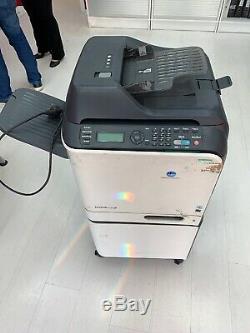 Imprimante Laser Couleur Tout-en-un Konica Minolta Bizhub C20