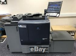 Imprimante Presse + Scanner + Générateur De Brochures + Fiery Konica Minolta Bizhub C6000