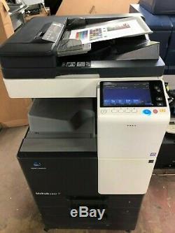 Imprimante Tout-en-un Couleur Konica Minolta Bizhub C227 (159k)