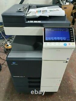 Imprimante Tout-en-un Konica Minolta Bizhub C224e Couleur (140k)