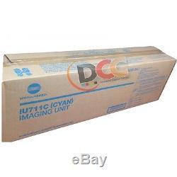 Iu711c Véritable Unité Cyan Imaging Pour Bizhub C654 C754 Iu711 A2x20kd