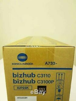 Iup23 Cmjn Unités D'imagerie Véritable Sealed Set Konica Minolta Bizhub C3110 C3100p