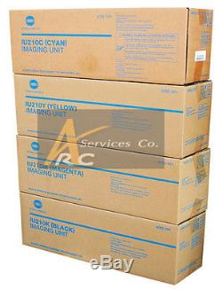 Kit D'imagerie Konica Minolta Iu210 International Pour Bizhub C250 C252