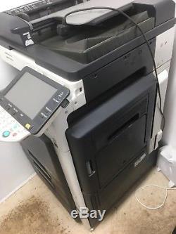 Konica Bizhub C220 Copieur Couleur Imprimante & Scanner A3 / A4