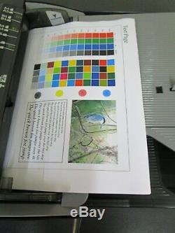 Konica Bizhub C220 Photocopieur Couleur / Copieur Et Fax Unité