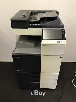Konica Bizhub C224 Imprimante Couleur Pour Copieur 24ppm, Nombre De Copies Faible