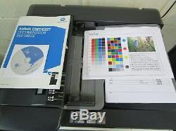 Konica Bizhub C227 Photocopieur Couleur / Copieur