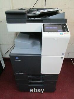 Konica Bizhub C227 Photocopieur/photocopieur Couleur