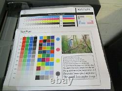 Konica Bizhub C258 Color Photocopieur & Stapéeuse Finisseur