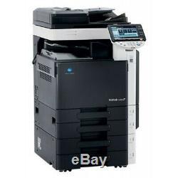 Konica Bizhub C280 Photocopieur Couleur / Copieur Et Fax Unité