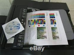 Konica Bizhub C280 Photocopieur / Photocopieuse Couleur Et Finisseur De Brochures