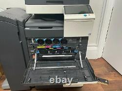 Konica Bizhub C364e Couleur Photocopieur/copier À Nageoires