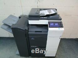 Konica Bizhub C364e Photocopieur Couleur / Copieur & Finition Staple