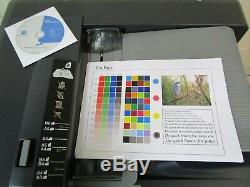 Konica Bizhub C364e Photocopieur / Photocopieuse Couleur Et Agrafeuse De Finition
