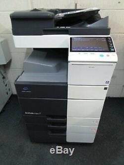 Konica Bizhub C454 Photocopieur / Photocopieuse Couleur Et Télécopieur