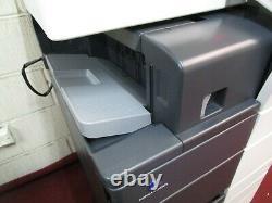Konica Bizhub C454e Couleur Photocopieur/copier & Finisseur Staple