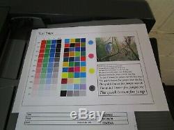 Konica Bizhub C554e Photocopieur Couleur / Copieur Et D'agrafage