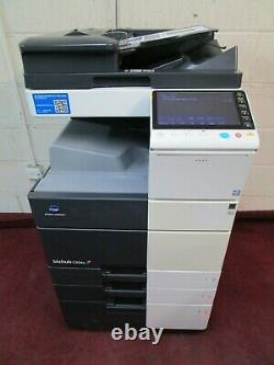 Konica Bizhub C554e Photocopieur Couleur/photocopieur & Fax Unit