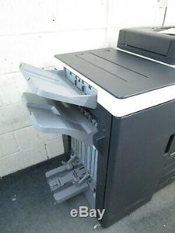Konica Bizhub C554e Photocopieur / Photocopieuse Couleur, Télécopieur