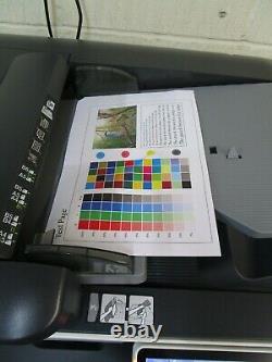 Konica Bizhub C558 Photocopieur Couleur / Copieur Et Livret De Finition