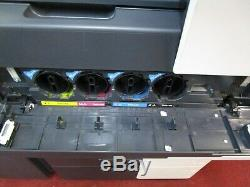 Konica Bizhub C658 Photocopieur Couleur / Copieur Et Livret De Finition