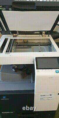 Konica Bizhub Minolta C227 Couleur (photocopieur/imprimante)