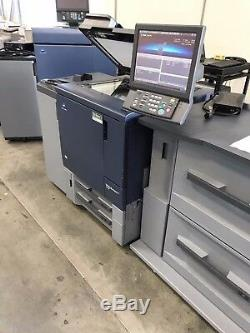 Konica Bizhub Press C1060 Numériseur Imprimante Numériseur Seulement 1,1 MIL Mètre
