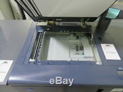 Konica Bizhub Presse Imprimante Scanner Copieur Couleur C1070 Seulement 1,1 MIL Mètres