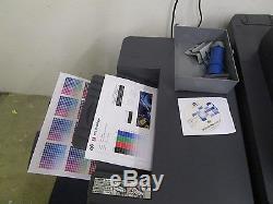 Konica Bizhub Pro C5501 Presse Numérique Couleur, Fiery Et Brochure Finisher