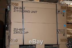 Konica Minolta A111wy2 # Unité Zu-607 Z-fold / Perforation Pour Biz Hub 950 Nouveau Dans La Boîte