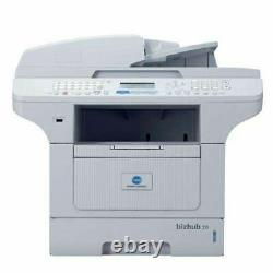 Konica Minolta Bizhub 20 A4 Laserdrucker S/w Unter 4.000 Toner Seiten 51%