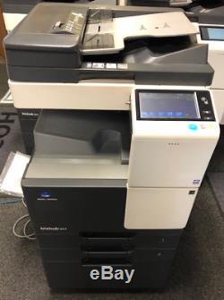 Konica Minolta Bizhub 227 Mono A4 / A3 Numérique Photocopieurs / Impression / Numérisation