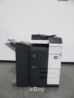 Konica Minolta Bizhub 284e Numériseur Imprimante Numériseur 28 Ppm Seulement 55k Copies